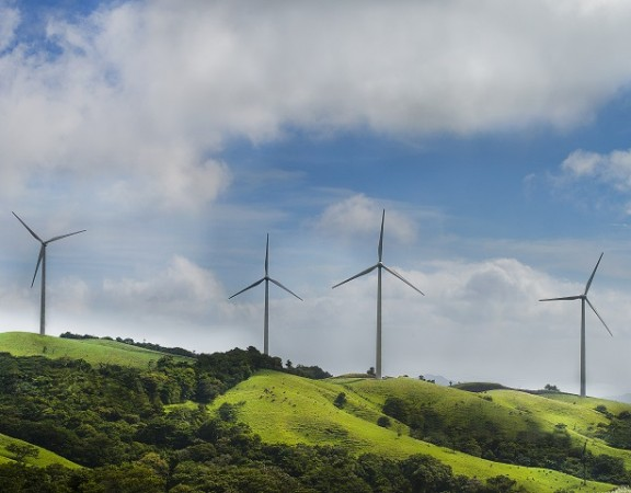 Chiripa Wind Farm Starts Operations