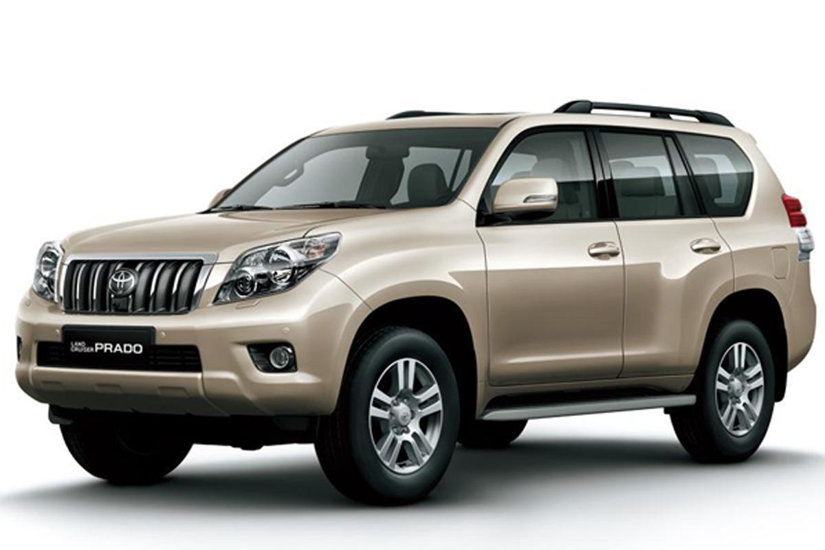 Luxury 4WD
