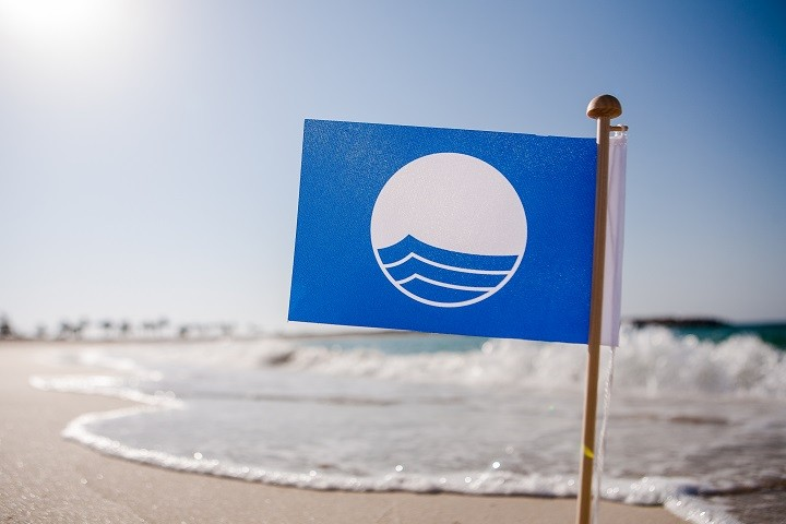 Blue Flag, Liberia